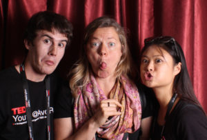 TEDxWellington Photobooth 2