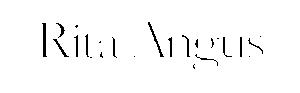 Rita Angus Logo_white
