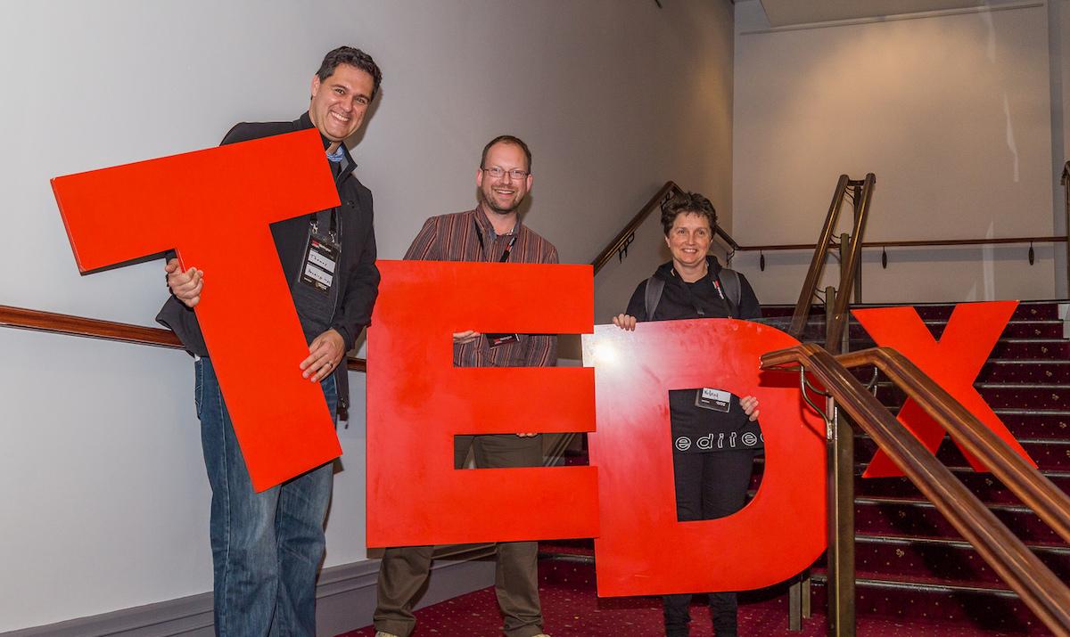 TEDx peeps
